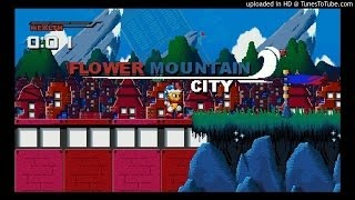 Spark the Electric Jester OST - Flower Mountain City