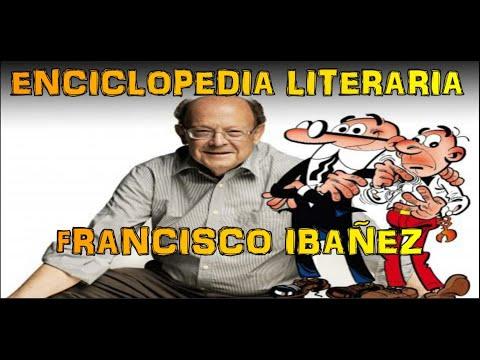 Enciclopedia literaria: Francisco Ibañez