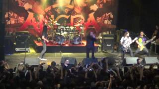 Nothing to Say - Angra (with Fabio Lione) - Belo Horizonte - Music Hall 18/05/2014