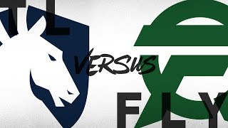 TL vs. FLY - Week 7 Day 2   NA LCS Summer Split   Team Liquid vs. FlyQuest(2018)