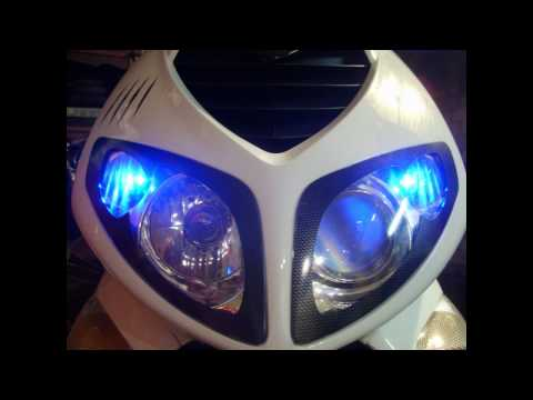Speedfight 2 R Cup Leds