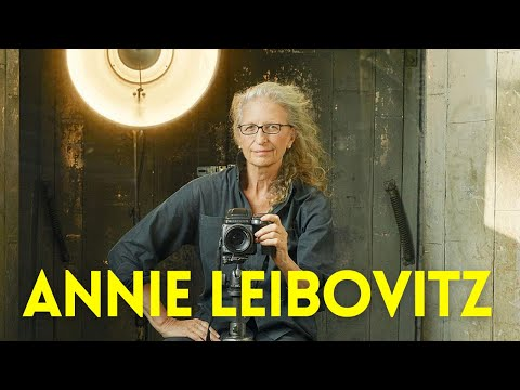 ANNIE LEIBOVITZ | La reina de la fotografía de retrato