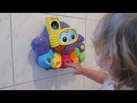 Test: Vtech Badespaß Tintenfisch | Babyartikel.de