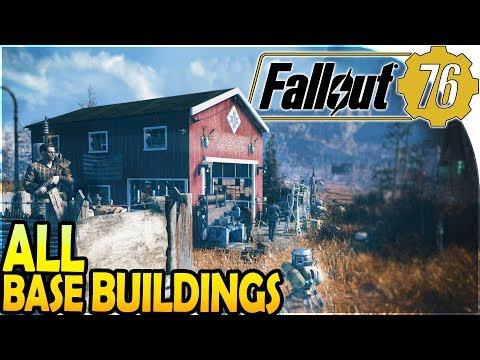 Fallout 76 CAMP gameplay :: Fallout 4 General Discussions