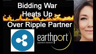 Visa outbids Mastercard for Earthport, Ripple XRP Timing for Transferwise, BAKKT update