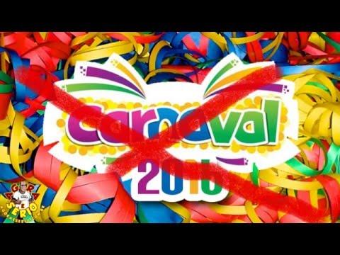 Cancelado o Carnaval 2016 de Juquitiba