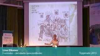 Toppmøte 2015 – Line Eikenes