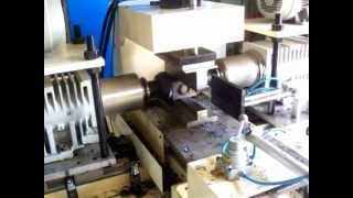 Video Máy phay 2 mặt tự động (NC)