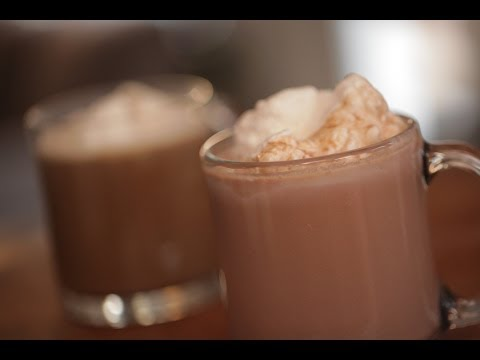 Truvía® Webisode: How to Make Lower Calorie Hot Chocolate and Irish Coffee