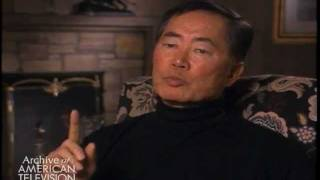 George Takei on the Japanese internment camps during WWII - EMMYTVLEGENDS.ORG