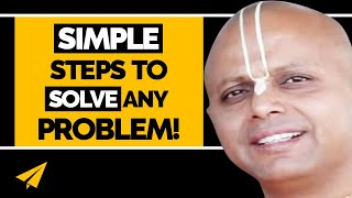 Gaur Gopal Das' GUIDE to Overcoming ANY PROBLEM in Life!