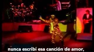 Marillion - Script For A Jester's Tear (Traducción al español)