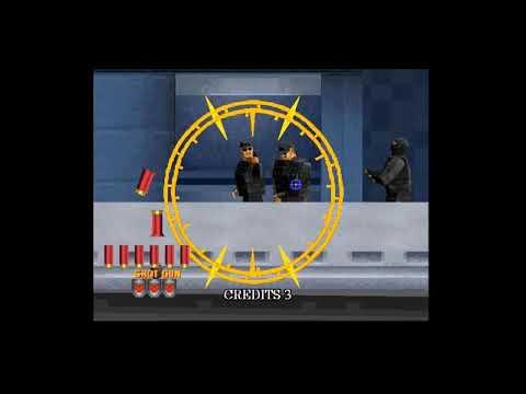 V Cop 2 Game Part 3 - V Cop 2 Gameplay Part 3 - V Cop 2 Arcade Game