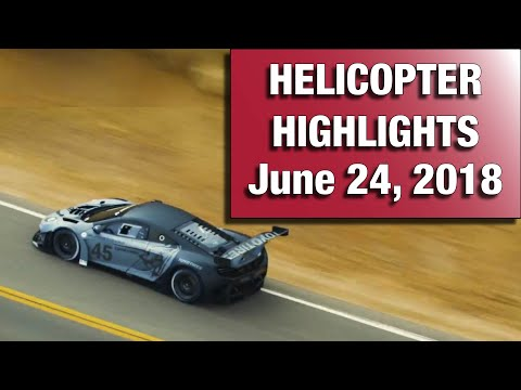 2018 PPIHC   Helicopter Highlights