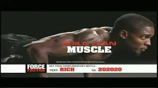Force Factor commercial