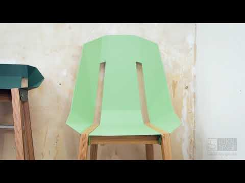 Diago - Sitzmöbelkollektion: Stuhl, Barhocker, Küchenhocker