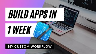 How To Make iPhone Apps Faster | My Custom Workflow [Swift 5, Xcode 12]