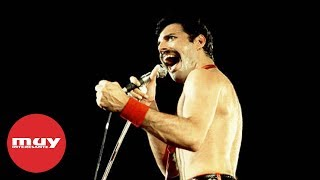 La peculiar voz de Freddie Mercury