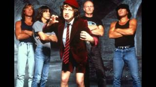 AC/DC - Ride On - Lyrics