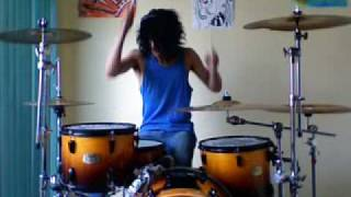 Drag-On & Eve - I Got What You Need Drum Cover by Nax Vee