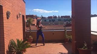 ZUMBA FITNESS Arantxa Moreno Daddy Yankee Ft Ricky Martin - Muevete Duro