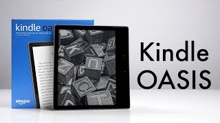 Der beste eBook-Reader? - Amazon Kindle Oasis Review (Deutsch) | SwagTab