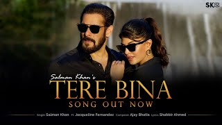 Tere Bina | Salman Khan | Jacqueline Fernandez | Ajay Bhatia - Download this Video in MP3, M4A, WEBM, MP4, 3GP