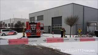 Auto Van Frank Van Etten Vliegt Opnieuw In Brand