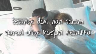 지켜줄게 (I Will Protect You) - 지창욱 (Ji Chang Wook) Lyrics (Healer OST)