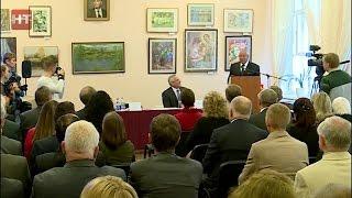 Губернатор Сергей Митин провел встречу с преподавателями и студентами НовГУ