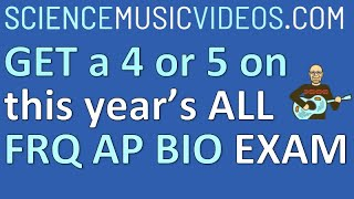 AP BIO EXAM IS NOW MAY 18th, 2020. Heres How To Get A 4 Or 5 On This Years All FRQ AP Bio Exam