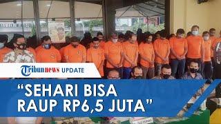 49 Preman Ditangkap seusai Ada Sopir Truk Curhat ke Jokowi, Pelaku Bisa Raup Rp6,5 Juta dalam Sehari