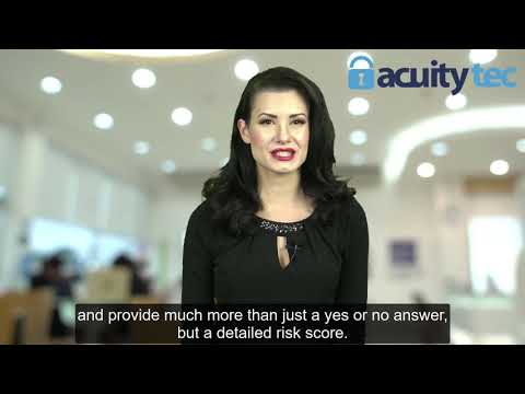 Acuitytec - Risk Management, Anti Fraud, KYC and AML Solutions.
