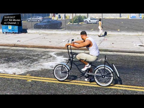 Lowrider Bicycle Top Speed Test GTA Mod Future