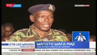 Watoto watatu wafariki baada ya kuzama katika mto wa Tana