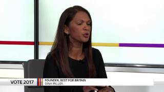 Gina Miller launches tactical voting initiative