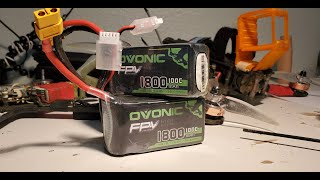 The Best Most Affordable Lipo Batteries For FPV Drones!?!!?!?!!! фото