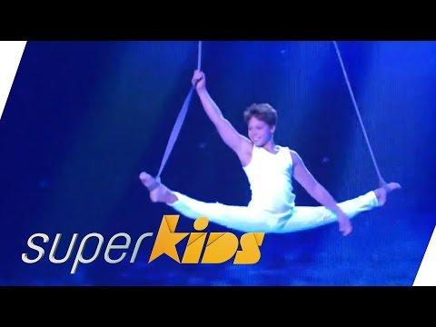 ילד פלא במופע אווירי משגע!