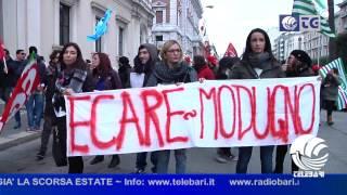Telecomunicazioni: sfila la protesta