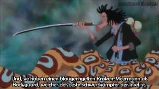 One Piece AMV [EP 550]- Die neue Fisch-Menschen ÄRA [HD]
