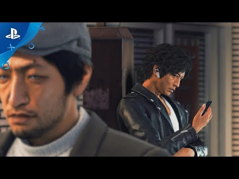 Judgment - Features Trailer: English  | PS4 thumbnail