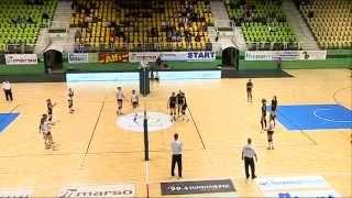 preview picture of video 'Fatum Nyíregyháza - Békéscsaba női röplabda mérkőzés'