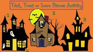 Halloween Fitness Activity