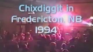 Chixdiggit! - I Should Have Played Football In Highschool (Live - 1994)