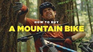 How to Buy a Mountain Bike