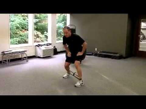 Diagonal Band Walking Falcon Physical Therapy