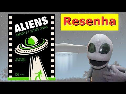 Resenha Antologia Aliens