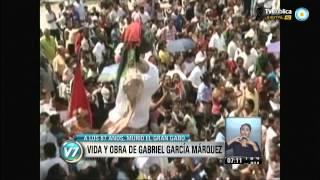 Visión 7: Murió Gabriel García Márquez