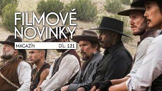 Filmové novinky #121 - Sedm statečných je zpět!