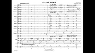Crystal Silence by Chick Corea/arr. Mike Tomaro